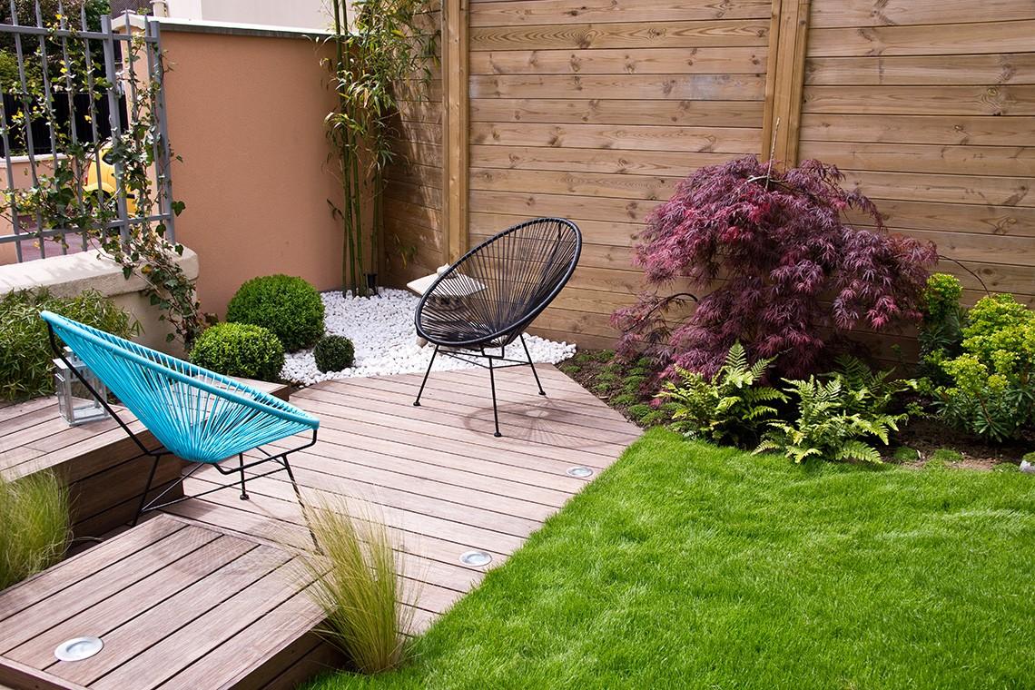 Offrez-vous une terrasse en bois pour cet été